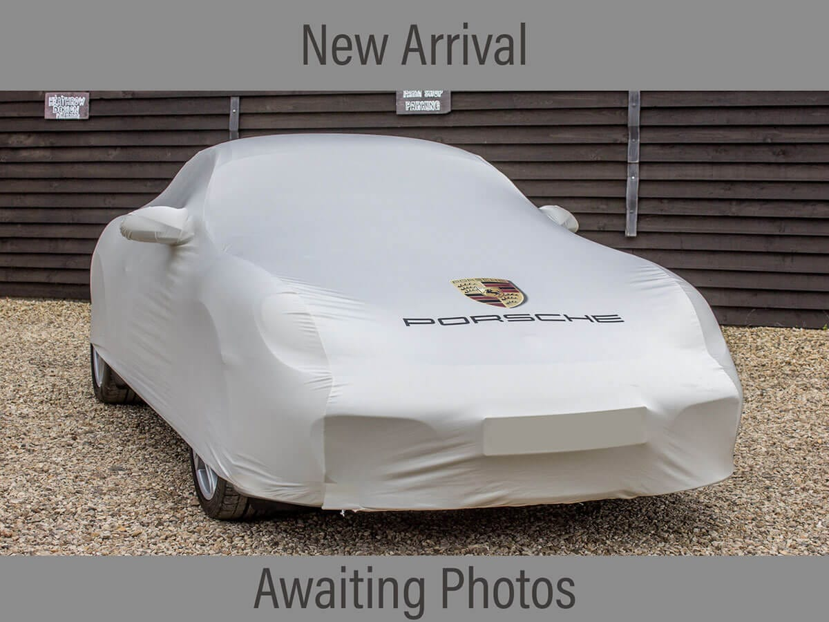 (DUE IN) 2014 Porsche 981 Cayman 3.4 S Manual